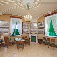 Реставрация комнат Николая Первого в Гатчинском дворце (Россия, Ленинградская область)