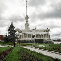 Северный речной вокзал (Россия, Москва)
