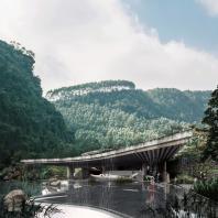 Лучший архитектурный проект музея. Музей в деревне Синьфу (Китай, провинция Сычуань), IND architects