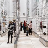 Лучший реализованный проект временной или постоянной музейной экспозиции. Выставка «Студия 44. Анфилада» (Россия, Санкт-Петербург), «Витрувий и Сыновья»