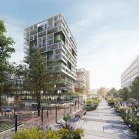 Лучший проект жилого комплекса комфорт-класса. Zomerhofkwartier (Нидерланды, Роттердам), Orange Architects