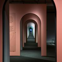 Выставка Ovidius in Metamorphosis в университетской библиотеке (Бельгия, Лёвен), студия Exponanza