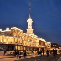 Северный речной вокзал (Россия, Москва), генпроектировщик – ООО «Инженерная геология исторических территорий»