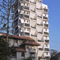 Ishatvam 9 (Индия, Джаркханд), Sanjay Puri Architects