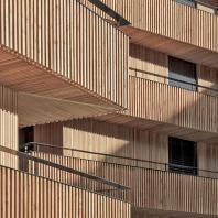 Центр «Стенна» во Флимсе (Швейцария, Флимс), Baumschlager Eberle Architekten