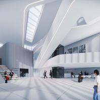 Музыкальная школа в Выборге (Россия, Ленинградская область), архитектурное бюро «А.Лен»