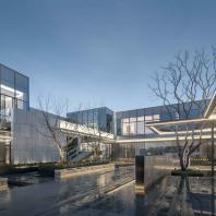Cloud Mansion — офис компании Midea (Китай, провинция Цзянсу), Shanghai PTArchitects