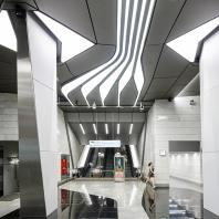 Московский метрополитен, станция «Авиамоторная» (Россия, Москва), АО «Метрогипротранс»