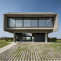 Castaños House (Аргентина, Буэнос-Айрес), архитектор Мария Белен Гарсия Боттацини