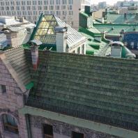 Дом Бажанова (Россия, Санкт-Петербург), реставрационно-строительная компания «Мастер Руф»