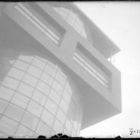 Клуб им. Зуева в Москве. Архитектор Илья Голосов