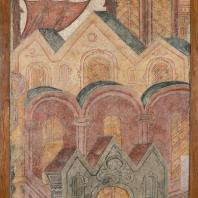 Новый Иерусалим. Фресковая живопись Троице-Макарьева монастыря
