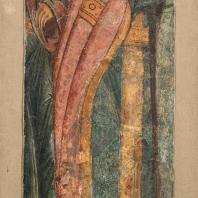 Царь Алексей Михайлович. Фресковая живопись Троице-Макарьева монастыря