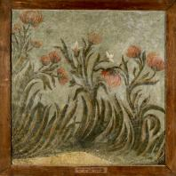Цветы и плоды. Фресковая живопись Троице-Макарьева монастыря