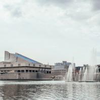 Существующее здание Татарского Государственного Академического Театра им. Галиасгара Камала