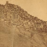 Аул Кубачи. Начало XX века. Фото из фондов Национального музея Республики Дагестан им. А. Тахо-Годи
