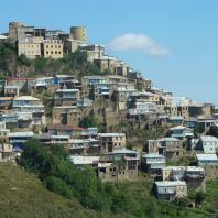 Кубачи – село в Дахадаевском районе Республики Дагестан