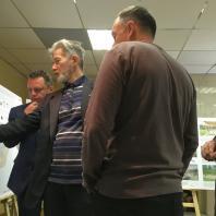 Заседание жюри конкурса концепций благоустройства рекреационной зоны «Лесная» в ЗАТО Заречный, Пензенская область
