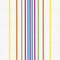 Рихард Пауль Лозе / Richard Paul Lohse. Проникновение двух цветовых прогрессий от фиолетового к желтому. 1949-1970