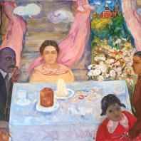 Выставка «Лидия. Африканские сны» в музее Востока