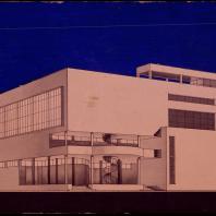 Архитектор Игнатий Милинис. Дом Правительства в Алма-Ате, 1927-1928
