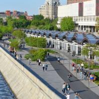 Экскурсия Москомархитектуры: «Новые набережные и парки»