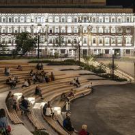 амфитеатр Политехнического музея
