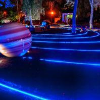 «Сад астрономов» в Сокольниках