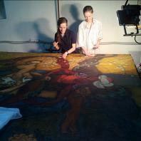 Курс «Монументальная живопись: теория и практика» в Музее архитектуры имени А.В. Щусева