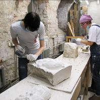 Курс «Белый камень» в Музее архитектуры имени А.В. Щусева
