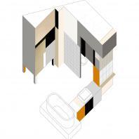 Ванная Toteme: Архитекторы Анна и Александр Краузе: «Элементы ванной комнаты воспринимаются как искусство, сантехника органически интегрируется в общую композицию».