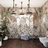 Ванная Geberit: Дизайнер-декоратор Татьяна Горшкова: «Идея — с помощью дизайнерских приемов максимально приблизить человека к природе».