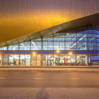 Аэропорт в Перми. Андрей Асадов