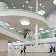 Аэропорт Курумоч (Самара). VOX Architects