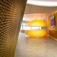 Бизнес зал аэропорта Платов (Ростов-на-Дону) VOX Architects