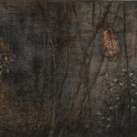 Франческа Ярбусова. «Колыбельная». Смешанная техника. 1970-е гг. К эпизоду из фильма «Сказка сказок»