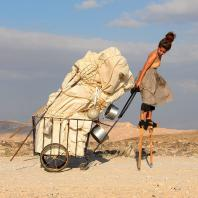 Мейрав Хейман, Айелет Карми. «Процессия» (Израиль)