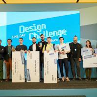 Дизайн-конкурс одного дня Roca One Day Design Challenge 2019