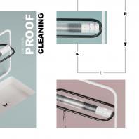 Дизайн-конкурс одного дня Roca One Day Design Challenge 2019. 1 место. Proof Cleaning. Алексей Лукьянов