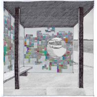 Проект остановочного комплекса «Поклонение данности»