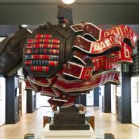 Выставка «Портрет войны в трех измерениях. Графика / Скульптура / Фотография». Фото: Леонид Гаврилов