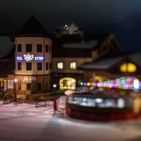 QBIK и курорт «Роза Хутор» запускают архитектурно-гастрономический проект JINJI