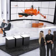 Финалист конкурса «Новое пространство Росатома»: 1-е место – студия дизайна LuxСтрой