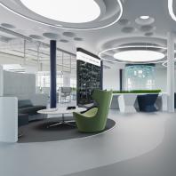 Финалист конкурса «Новое пространство Росатома»: 2-е место – Дизайн-студия VD Design Vision