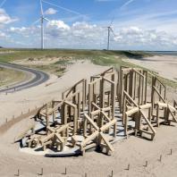 Проект Zandwacht, в результате экспертного и народного голосования вошедший в топ-100 лучших проектов дизайна городской среды Нидерландов 1945 – 2020 гг.