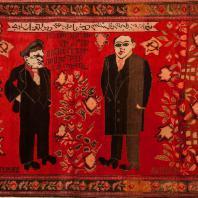 Выставка «Эхо советского Азербайджана. Ковер. Вышивка. Плакат» в музее Востока