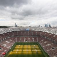 Стадион «Лужники». Москва. Фото: Илья Иванов