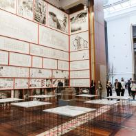 Выставка «Студия 44. Анфилада» в Государственном Эрмитаже