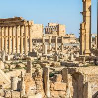 Пальмира. Фото: Евгений Кель