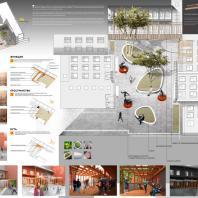 Открытый конкурс на проект зеленой рекреационной зоны университета (Москва)